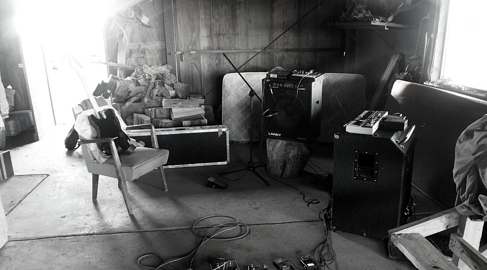 Aberfeldy recording set up.jpg