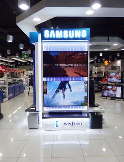 Shop Front - SamSung TV Display 2015 Fins Design Booth_04