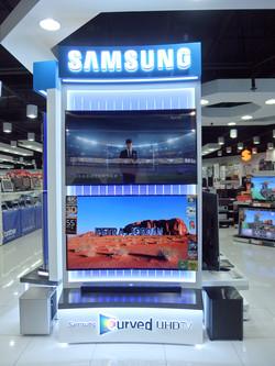 Shop Front - SamSung TV Display 2015 Fins Design Booth_02