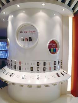 Shop Front - LG Brand Shop i-Square_02