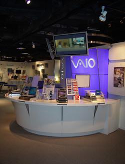 Shop Front - Sony VAIO Corner in SSHK