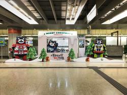 熊本熊 Xmas Decoration (1)