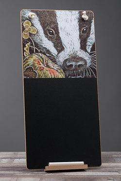 Badger's Apple