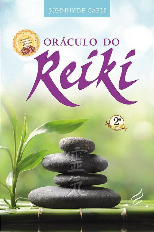 Oráculo do Reiki (125 cartas + livro)