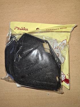 FFP2 Masken  10Stk. für Jugendliche - Schwarz