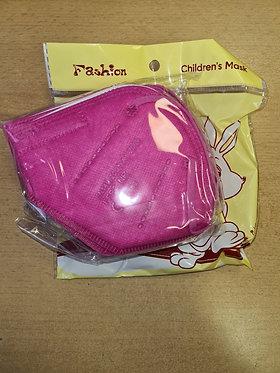 FFP2 Masken  10Stk. für Jugendliche - Rosa