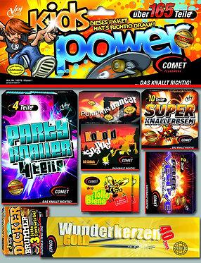 Kids Power mit 165 Teile