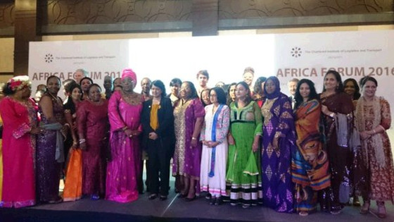 Inauguration of Women in Logistics and Transport (WiLAT) Mauritius