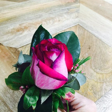 buttonhole flower