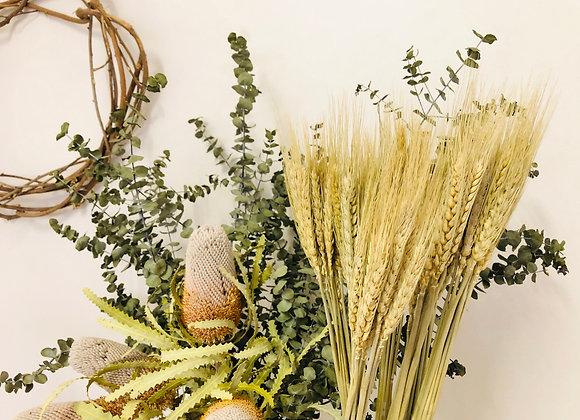 Natural Wheat 20 stems