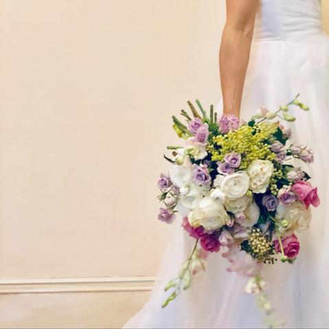 Bridal bouquet Sydney