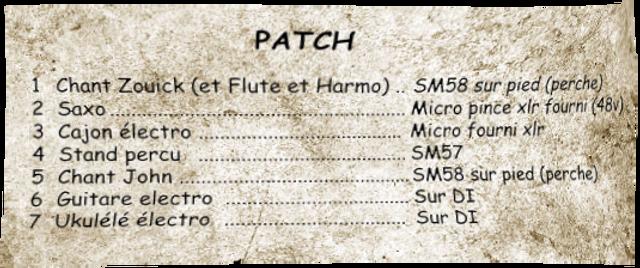 Le patch de Manbouss