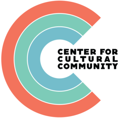 The Center for Cultural Community's Full Color Logo