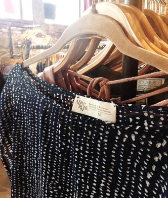 Cloth Label Tag Design