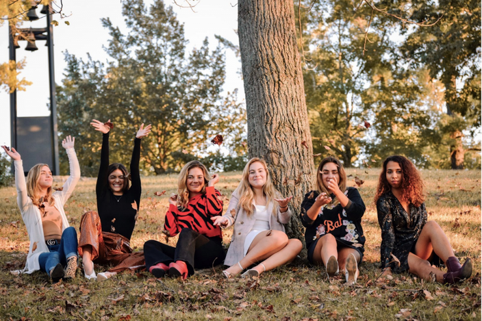 Fall Fashion Shoot | Her Campus