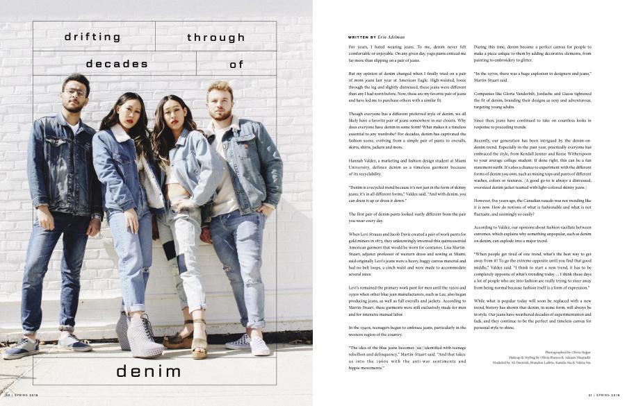 UP Magazine Spring 2019 Issue