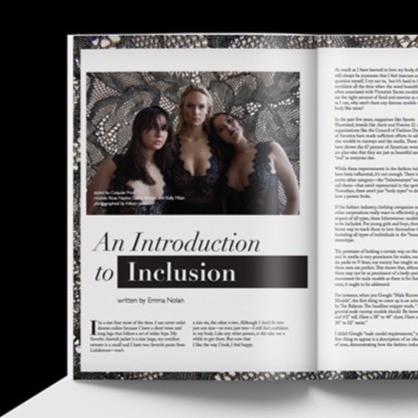 UP Fashion Magazine
