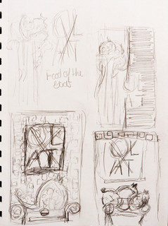 Iteration Phase: Hand Sketches