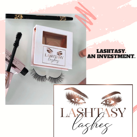 Lashtasy Lashes: Not Just Your Average Pair of Strip Lashes, but a True INVESTMENT