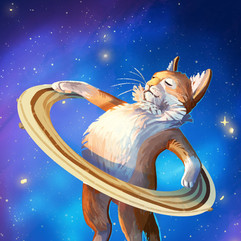 Space Kitty 3