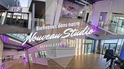 Nouveau studio