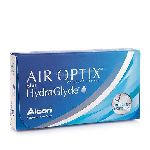 AIR OPTIX HYDRA GLYDE PLUS ALCON 3 LENTI - 3 LENSES