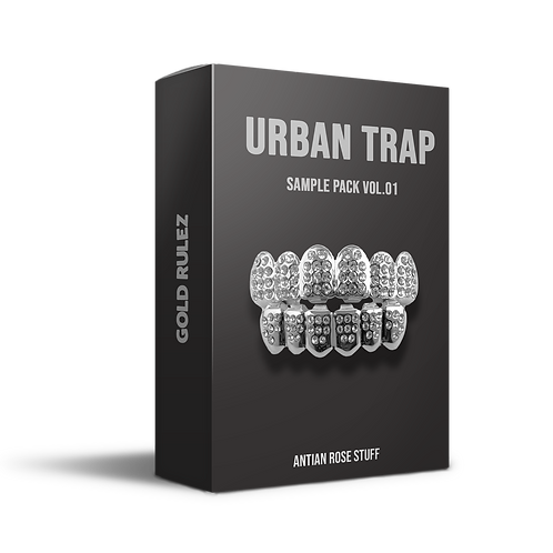 Urban Trap Vol. 01 - Gold Rulez - Antian Rose Stuff