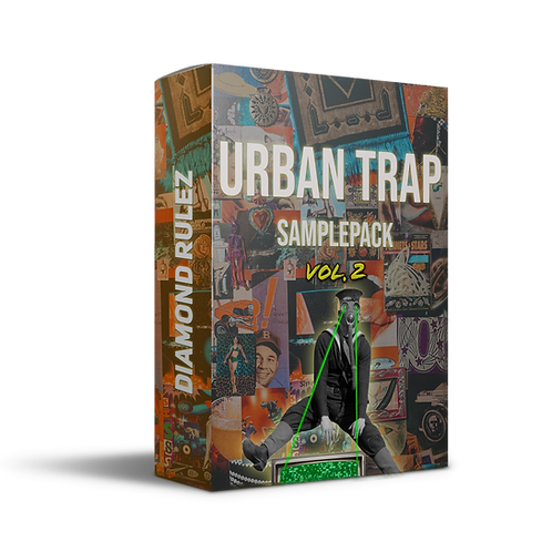 Urban Trap Vol. 02 - Diamond Rulez by Antian Rose