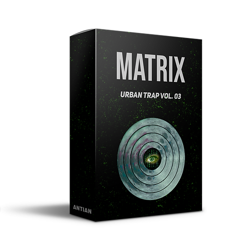 MATRIX - Urban Trap Vol. 03 - Antian Rose