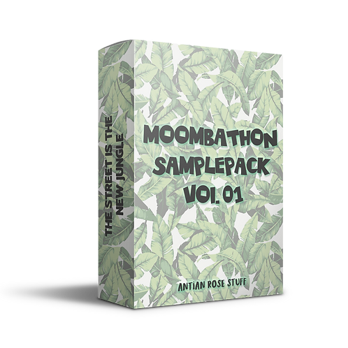Moombathon Sample Pack Vol. 01 - The Street Is The New Jungle