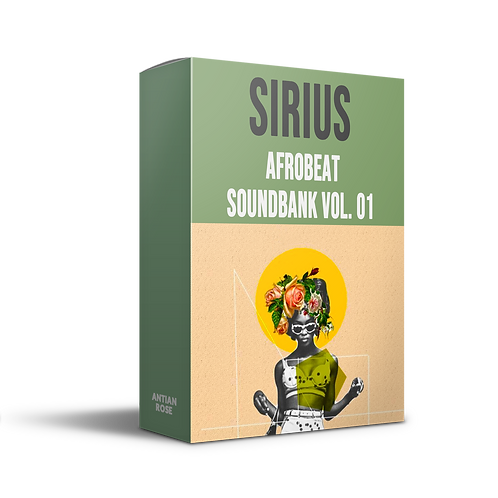 Afrobeat Soundbank Vol. 01 - Sirius by Antian Rose