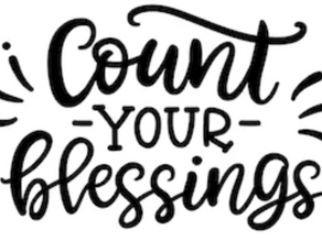 How Do You Count Your Blessings?