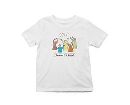 Praise the Lord Graphic T-shirt