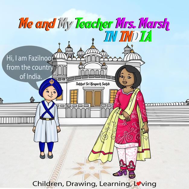 ME and My Teacher in India w-symbol.jpg