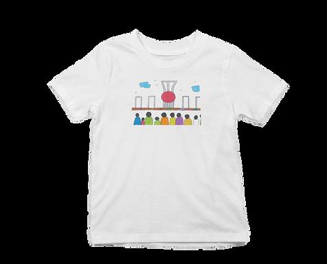 Language Graphic T-shirt