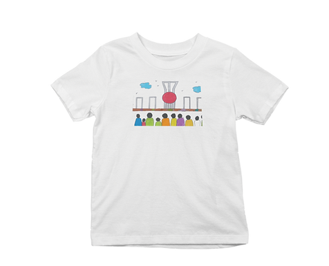 Language Graphic T-shirt