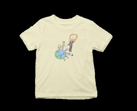 Kids around the World Graphic T-shirt