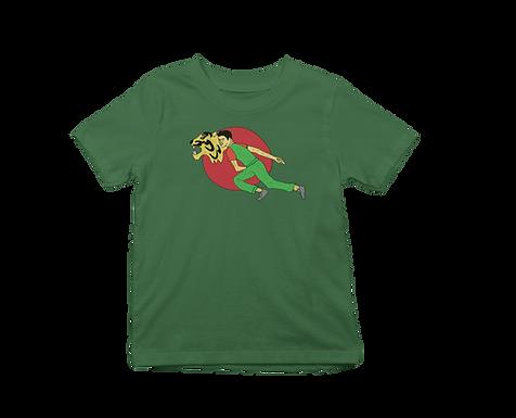 Tiger Boy Graphic T-Shirt