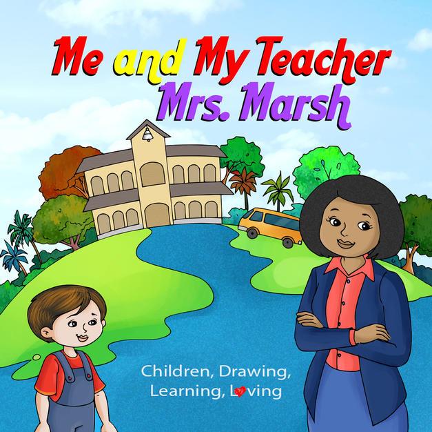 Me & My Teacher Mrs. Marsh