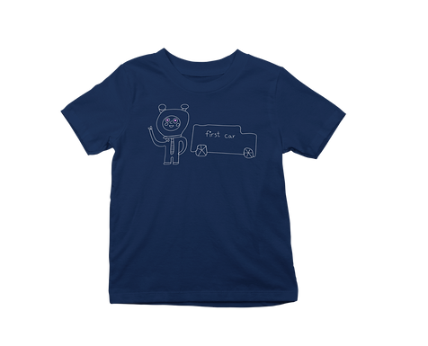 Car Racer Graphic T-Shirt