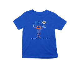 Just Chillin Graphic T-shirt
