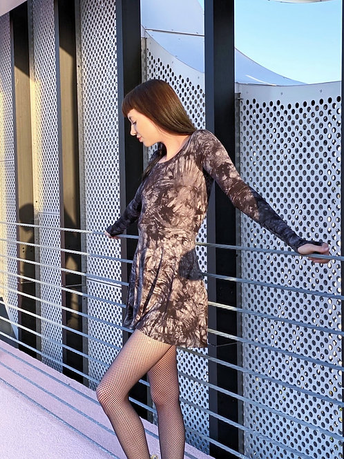 Breathless Staple LS Dress