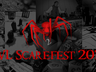 Scarefest Approaches!
