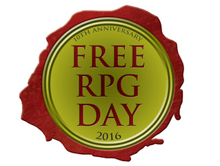 Free RPG Day and other June Events