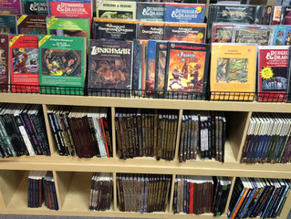 Now carrying used RPGs!