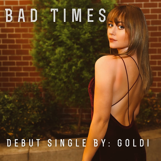 GOLDI Bad Times Single Release Promo Pho