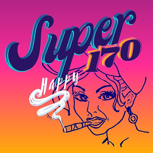 Super 170 - Happy LP (Vinyl)
