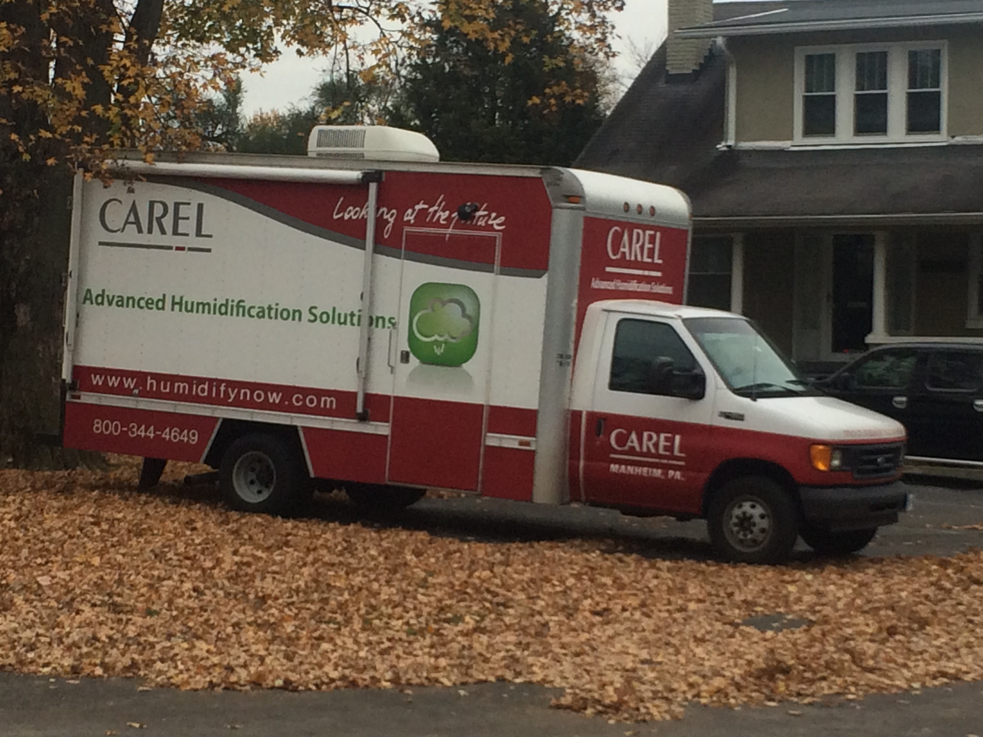 CARELusa Demo Van