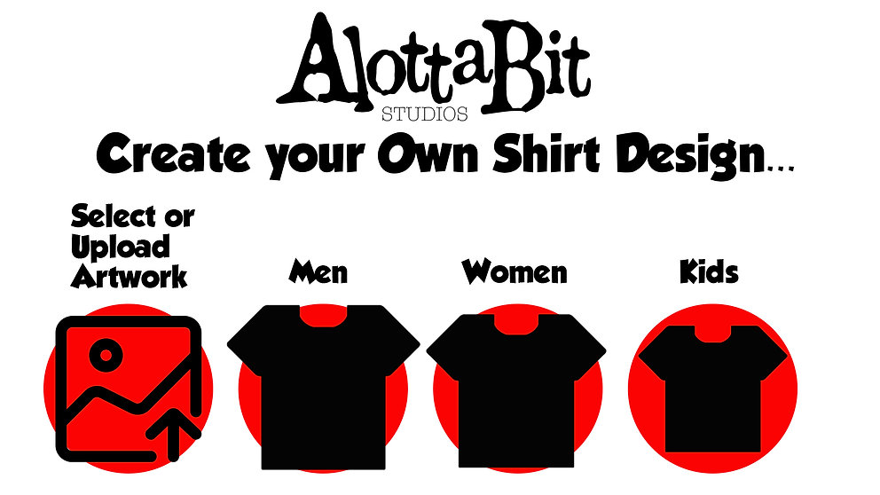 shirt web print orders alottabit art upl