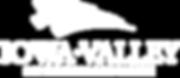 Iowa Valley White Logo